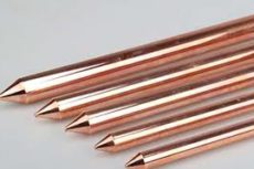 Bonded Copper Rod